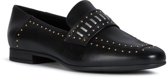 Geox Marlyna Studded Loafer