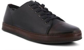 Spring Step Men's Leather Lace-Up Oxfords - Jimmy