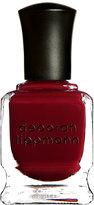 Deborah Lippmann Women's Nail Polish - Lady is a Tramp-RED