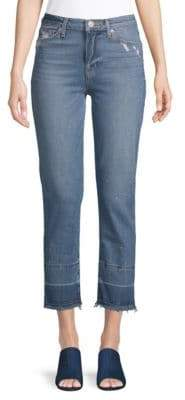 Hudson Zoey Faraway Cropped Jeans