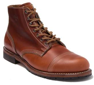 Thorogood Dodgeville Leather Cap Toe Boot