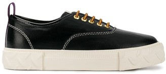 Eytys Flatform Lace-Up Sneakers