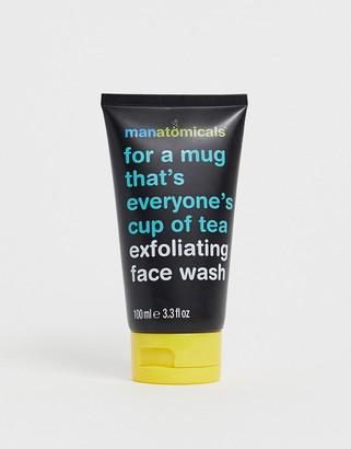 Anatomicals Manatomicals exfoliating face wash 100ml