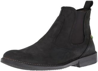 El Naturalista Mens NG22 PLEASANT BLACK / YUGEN Ankle Boots Ankle Boots