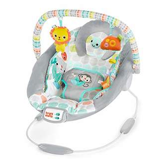Brights Starts Cradling Bouncer - Whimsical Wild, of