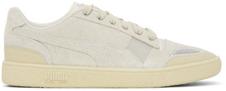 Rhude Beige Puma Edition Archive Ralph Sampson Sneakers