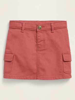 Old Navy Cargo-Pocket Skirt for Toddler Girls