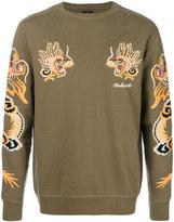 MHI embroidered sweatshirt