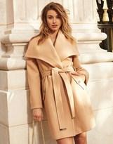 Lipsy Belted Wrap Coat