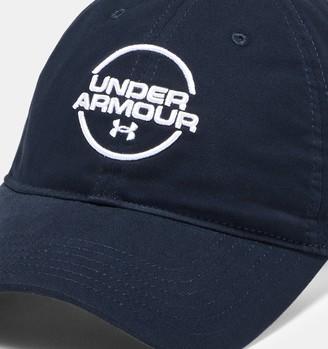 Under Armour Men's UA Jordan Spieth Washed Cotton Cap