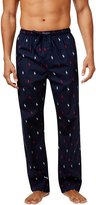 Polo Ralph Lauren Polo by Ralph Lauren Mens 100% Cotton Sleep Pajama Pants Blue Red Pony