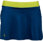 adidas Girls Club ClimaLite 2 IN 1 Tennis Skort Tech Steel/Shock Slime