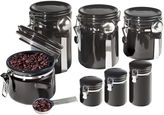 Oggi OGGITM 7-pc. Ceramic Canister Set