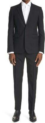 Saint Laurent Classic Fit Wool Suit