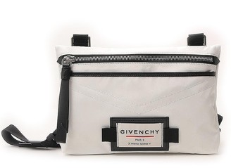 Givenchy Logo Patch Shoulder Bag