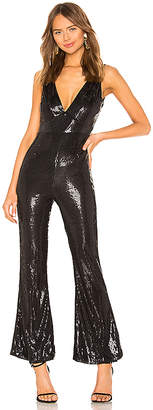 by the way. Susan Sequin Jumpsuit