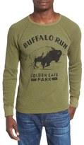 Lucky Brand Buffalo Run Graphic Thermal