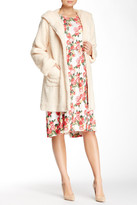 Madeleine Maternity Bear Coat