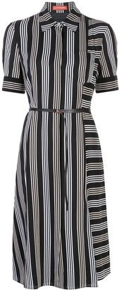 Altuzarra Kieran striped shirt dress