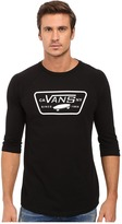 Vans Full Patch 3/4 Sleeve Raglan