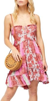 Free People Summer Storm Mini Dress