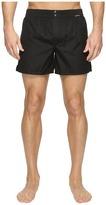 Dolce & Gabbana Plain Poplin Boxer Shorts Men's Underwear