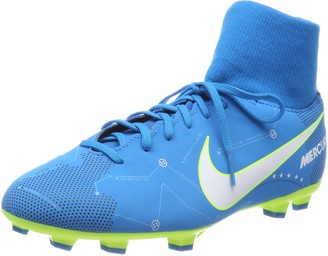 Nike Unisex Kids' Jr Mercurial Victory VI DF SX FG Football Boots