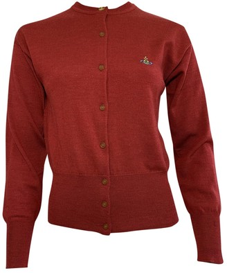Vivienne Westwood Red Wool Knitwear for Women