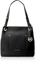 MICHAEL Michael Kors Walsh Saffiano Leather Shoulder Bag