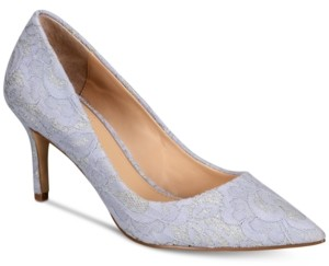 Badgley Mischka Zuri Evening Pumps Women's Shoes