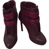 BCBGMAXAZRIA Leather Boots