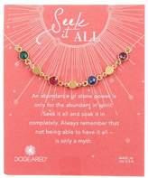 Dogeared Seek It All, Bezeled Bracelet