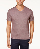 Tasso Elba Men's Reverse Jacquard T-Shirt, Only at Macy's