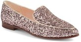 Kate Spade Women's 'Calliope' Glitter Almond Toe Loafer
