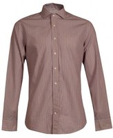 Hackett Washed Picnic Stripe Shirt