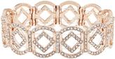 Accessorize Cut Out Diamond Stretch Bracelet