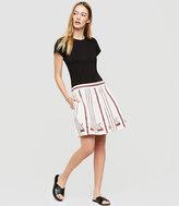LOFT Lou & Grey Ferryline Skirt