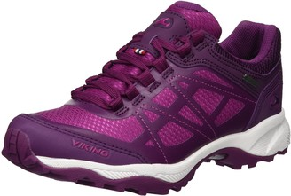 Viking Womens Quarter Iii GTX Multisport Outdoor Shoes Pink Size: 10