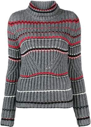 Ermanno Scervino patterned jumper