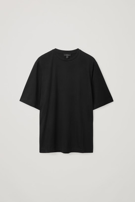 Cos Organic Cotton Relaxed Fit T-Shirt