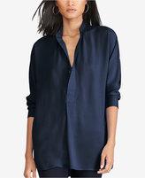 Polo Ralph Lauren Silk Georgette Shirt