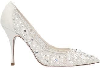 Rene Caovilla Crystal-Embellished Pointed-Toe Pumps