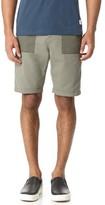 NATIVE YOUTH Bamburgh Shorts