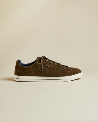 Ted Baker EPPAND Suede trainers