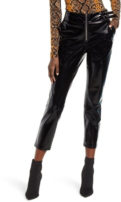 Blank NYC BLANKNYC Patent Faux Leather Pants