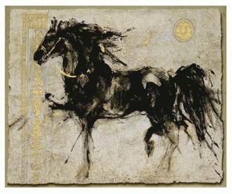 Adorabella Lepa Zena Tapestry With Rod