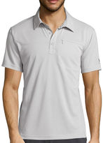ZeroXposur Verve Short-Sleeve Knit Polo Shirt