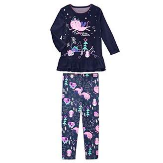 Camilla And Marc Girls Long Sleeve Pajamas fairykitten - Size 2/3 Years (92/98 cm)