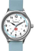 Dakota Women's Fun Color Nurse Watch, Light Blue