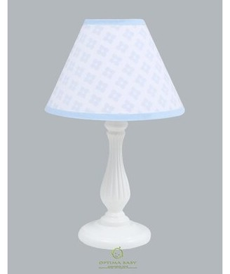 "Zoomie Kids Sweet 10"" Linen Empire Lamp Shade"